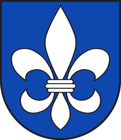 Coat of arms of Warburg is a town in eastern North Rhine-Westphalia, Germany.