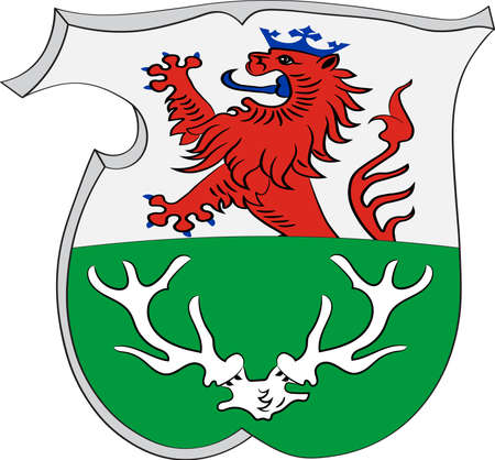 Coat of arms of Odenthal is a municipality in the Rheinisch-Bergischer Kreis, in North Rhine-Westphalia, Germany.