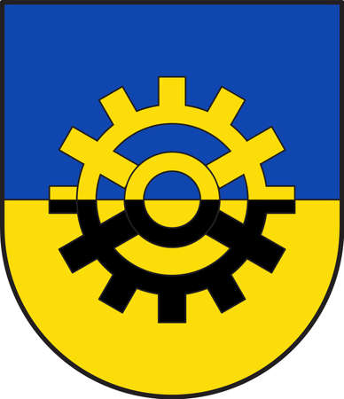 Coat of arms of Ehrenfeld is a city district of the City of Cologne in Germany.