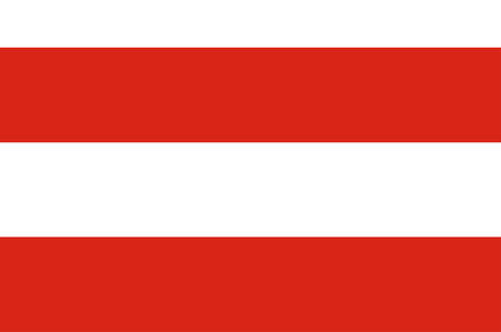 Flag of Brno is the second largest city in the Czech Republic by population and area, the largest Moravian city, and the historical capital city of the Margraviate of Moravia. Vector illustration Illustration