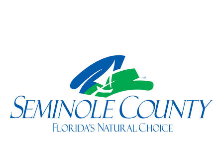 Flag of Seminole County is a county in the state of Florida. Vector illustration