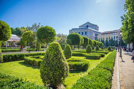 Tour around the City of Madrid Spain