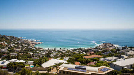 capetown: Hout Bay view Eastern Cape South Africa Stock Photo