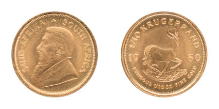 1-10 Krugerrand South African Rand - Gold - from 1980