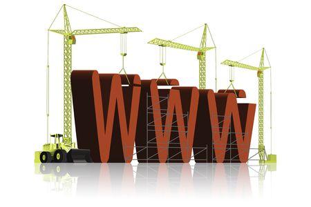 building a website: building a website