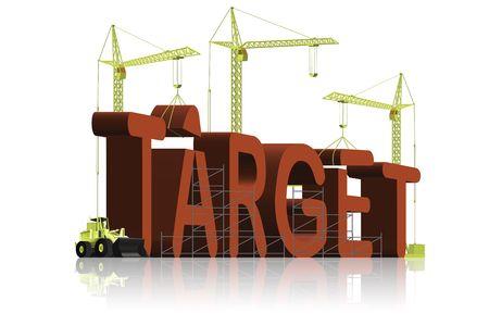 targetconstruction Stock Photo - 6550462