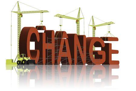 change making Stock Photo - 6550477