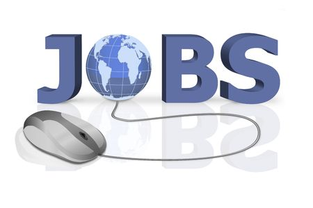 vacant: on line job search