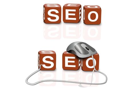 search engine optimizing seo internet web site ranking Stock Photo - 6968997