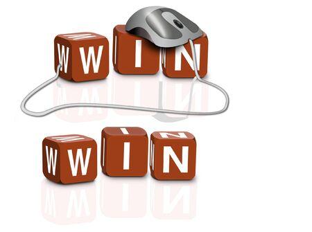 lottery win: online gamble winner poker or lottery win fortune