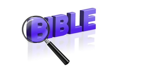 bible search holy book god truth Stock Photo - 6969013