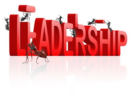 building leadership innovate and create success lead the market be the leader trough innovation Reklamní fotografie