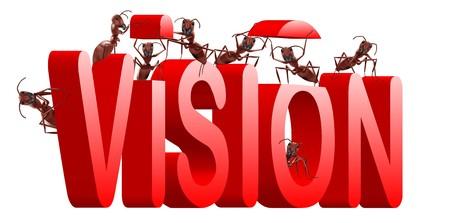 vision goal or revelation development Stock Photo - 7790477