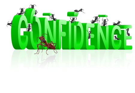 confidence building self esteem and belief psychology photo