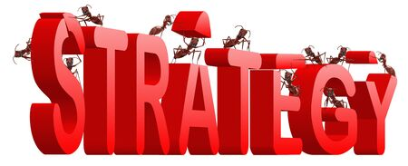 strategy solution directional thinking Stock Photo - 7790518