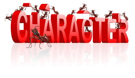 character building therapy to individuality self esteem and confidence photo