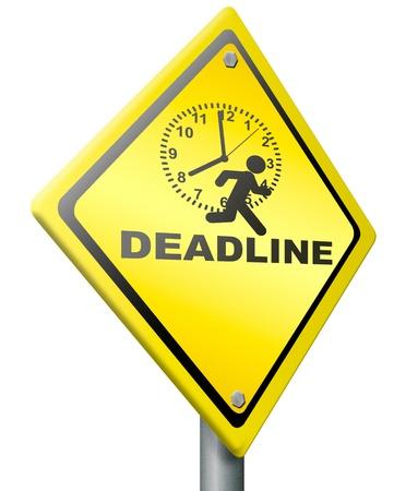 hurry up: scadenza lavorando contro l'orologio, la pressione del tempo in fretta per gli orari del tempo a cercare di non essere troppo tardi, ma in tempo