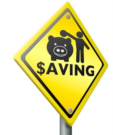 cuenta bancaria: el ahorro de dinero en la cuenta bancaria piggy