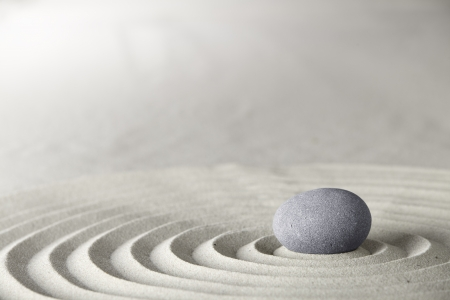 copy sapce: spa and zen background relaxation and meditation concept
