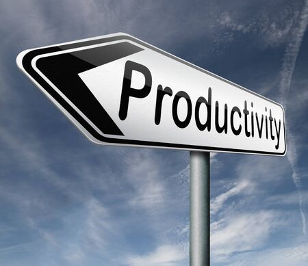 productivity industrial or business productive photo