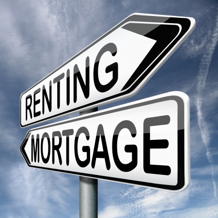 mortage: mortage or renting buy or rent house