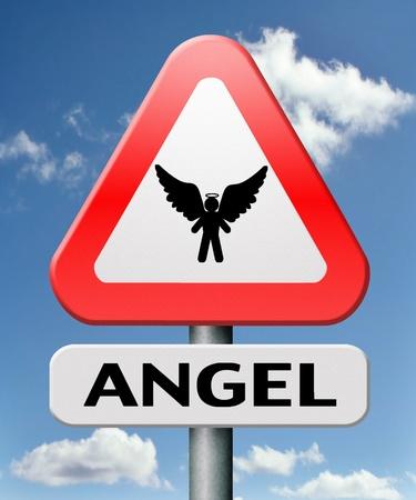 angel heaven on earth devine spirituality Stock Photo - 17411441
