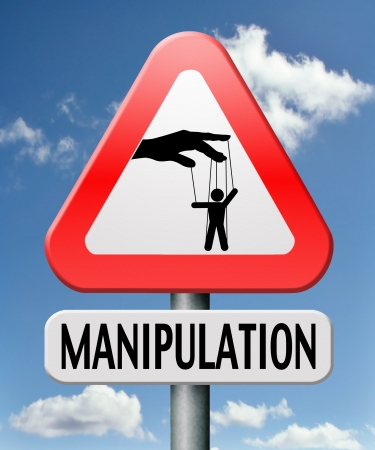 manipulation puppet on a string marionette manipulated by bossy manipulator obey orders slave slavery dictator control master exploitation puppeteer control employee   photo