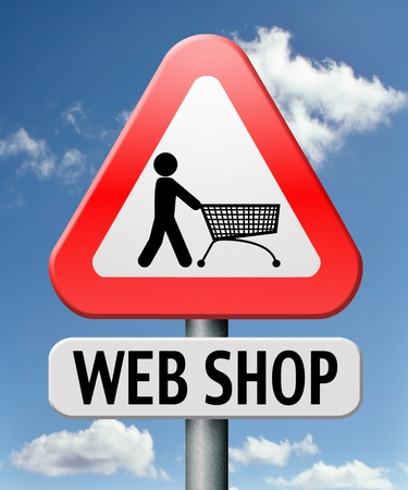 internet shopping: online shop internet shopping store to order online on the web shop internet shop