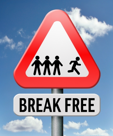 barrier free: break free from prison pressure or quit job running away towards stress free world