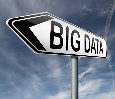 big data exabyte terrabyte or gigabyte in very large data set cloud computing storage Stock Photo - 17463094