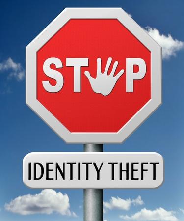 personalausweis: Identit�tsdiebstahl Anschlag Warnzeichen stehlen ID Online ist eine Internet-oder Cyber-Kriminalit�t