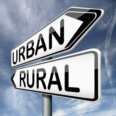 urbanization: urban or rural urbanization regional planning