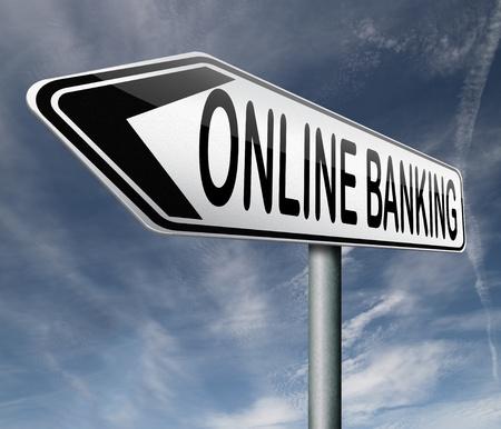 cuenta bancaria: Internet de banca en l�nea de la cuenta bancaria de servicio