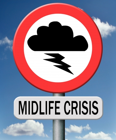 midlife: midlife crisis middle age depression and living second youth