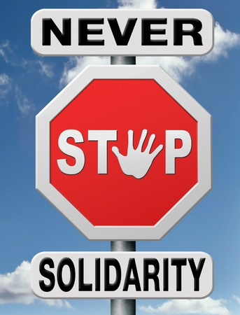 equal opportunity: solidarity and equality, equal rights and opportunities for everybody and human right no discrimination. Social security and health care. Give for charity.