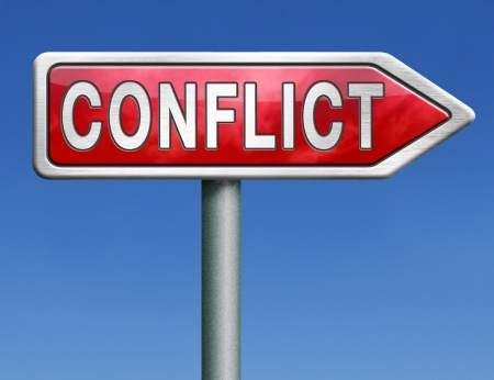 resolved: conflict management in business at work or between couple with different interest solve the problem zone and find resolution