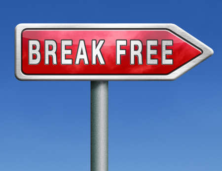 break free breaking into freedom and liberty escape
