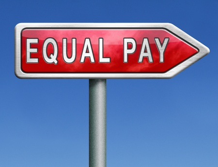 earn more: equal pay equality in rigths for man and women