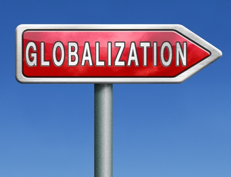 globalization global open market international worldwide trade and economy  photo