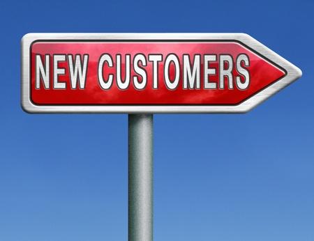 atraer: nuevos clientes atraer tr?fico compradores aumento de la comercializaci?n y promoci?n de productos Foto de archivo