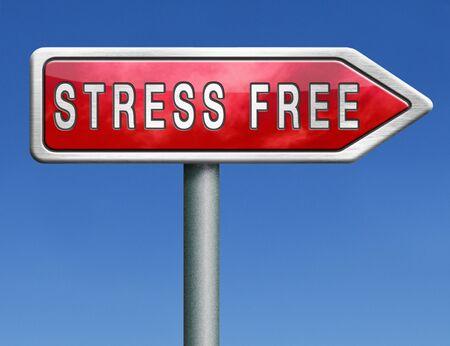ストレス フリーの仕事ゾーン オフィスでの仕事や生活ヨガとリラクゼーションの休暇を停止攪拌心配ないです。 の写真素材・画像素材 Image  17463109.