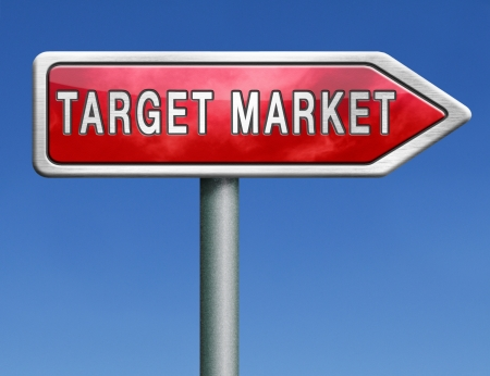 marketing strategy: Zielmarkt Business-Aktionen f�r Nischen-Marketing-Strategie