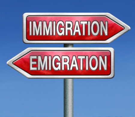 emigration: immigration and emigration migration migrate to or from country urbanization visa or green card to become citizen