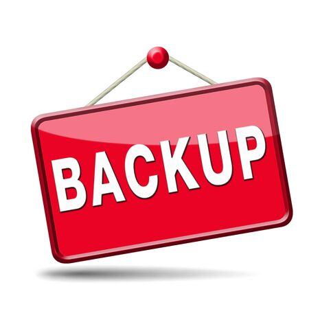 harddrive: Backup data and software on copy in the cloud on a harddrive disk on a computer or server for flie securityExtra storage and archive copy. Stock Photo