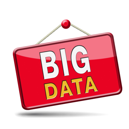 big data storage and analytics in the cloud or on external server Stock Photo - 22914821
