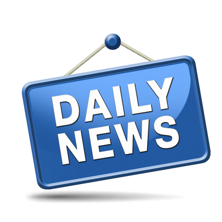actuality: latest daily hot news breaking latest article or press release sticker or icon