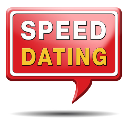 speed dating: speed dating site to search online a partner, boyfriend or girlfriend. Internet date sign or icon
