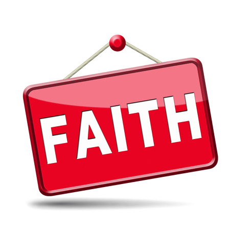 faith trust and belief in god jesus christ and friends Stock Photo - 22969339