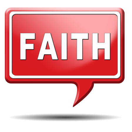 faith trust and belief in god jesus christ and friends Stock Photo - 23187032