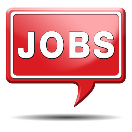 job icon: job search find vacancy for jobs dream career move help wanted job ad recruitment job icon job button hiring now